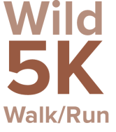 Virtual Wild 5k Run/Walk