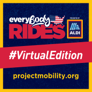 Everybody Rides #VirtualEdition Presented By ALDI