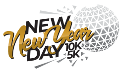 New Day * New Year 5k/10k (In person & Virtual)