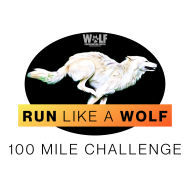 Run Like a Wolf 100 Mile Virtual Challenge