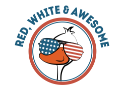 Red, White & Awesome Virtual Race