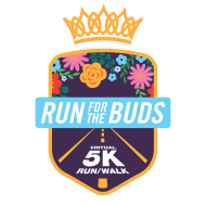 Run For the Buds Virtually Together 5K Run/Walk