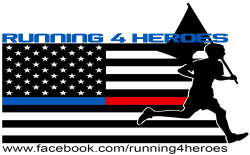 Running 4 Heroes Virtual Charity Challenge