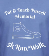9th Annual Pat and Toach Purcell Memorial Scholarship 5K/1 Mile Walk