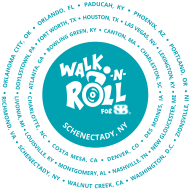 Virtual Walk-N-Roll & 5K for Spina Bifida