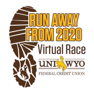 UniWyo's Run Away from 2020 Virtual Race