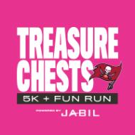 9th Annual Tampa Bay Buccaneers Treasure Chests 5K + Fun Run powered by Jabil