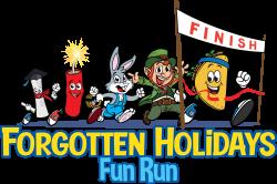 Forgotten Holidays Virtual Fun Run
