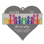 Unity in Diversity Virtual Race 5K - Ultra