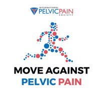 IPPS MOVE AGAINST PELVIC PAIN CHALLEGE for MAY IS PELVIC PAIN AWARENESS MONTH