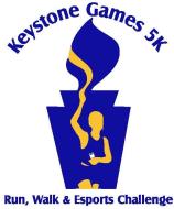 Keystone Games 5K Run/Walk & Esports Challenge