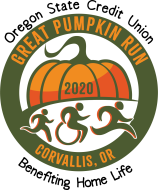 Oregon State Credit Union Great Pumpkin Run Benefiting Home Life (Virtual)