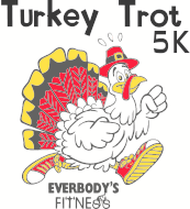 Everbody's 2020 Turkey Trot Fun Run Has Gone Virtual Only