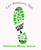 First Mount Zion Baptist Church Healthy Start Mind & Body Virtual 5K Run/Walk