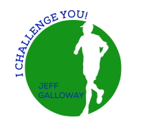 I, Jeff Galloway, Challenge You!