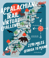 Appalachian Trail Virtual Challenge 2021