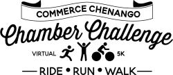 Virtual 5k Chamber Challenge - Ride * Run * Walk