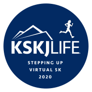 KSKJ Life Stepping Up 5K