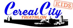 Cereal City KIDS Triathlon Summer Challenge