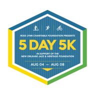5 Day 5K — A Virtual Outdoor Challenge