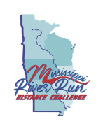 Mississippi River Run Distance Challenge
