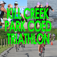 2021 Kill Creek Park Triathlon