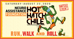 Hot Hatch Chile Virtual Run, Walk, and Roll
