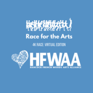 4k Race for the Arts: Virtual Edition
