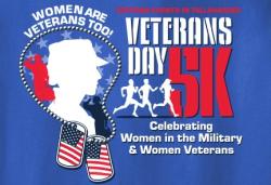 Full Press Apparel Veterans Day 5k walk/run