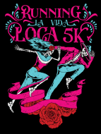 Running La Vida Loca 5k Run/Walk