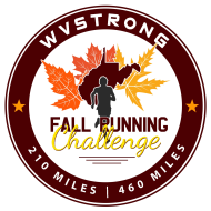 WVStrong Fall Running Challenge