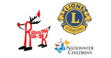 Rudolph 5k Run Walk Hosted By Westerville Lions Club Sponsored By