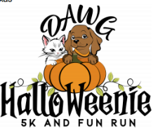 DAWG Halloweenie Dash 5K & Fun Run