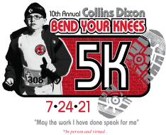 10th Annual Collins Dixon Bend Your Knees 5k