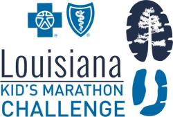 Blue Cross and Blue Shield of Louisiana Kids Marathon Challenge