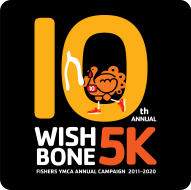 Fishers YMCA Wishbone 5K - Virtual