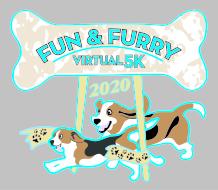 FUN AND FURRY VIRTUAL 5K