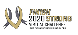 Finish 2020 Strong Virtual Challenge