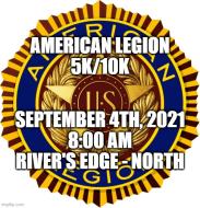 American Legion Post 3 5k & 10k Run