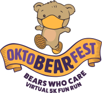 Bears Who Care OktoBEARfest Virtual Fun Run