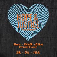 Human Trafficking no More - Run / Walk / Bike