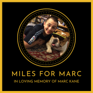 Miles for Marc Virtual Challenge