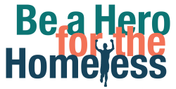 Be a Hero for the Homeless