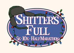 Shitter's Full : Virtual 5K - 10K - 13.1 - 26.2