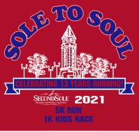 13th Annual Sole to Soul 5K and Kid's 1K