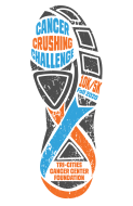CANCER CRUSHING CHALLENGE VIRTUAL RUN benefitting the Tri-Cities Cancer Center Foundation