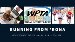 Running From Rona' : WPTA Student SIG 5k