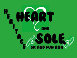 Heritage Heart and Sole 5k and Fun Run