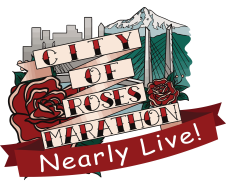 City Of Roses Marathon - Nearly Live!