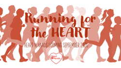 Running for the HEART 5K with Heart N Hands